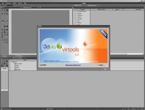3DVIA Virtools 5.0