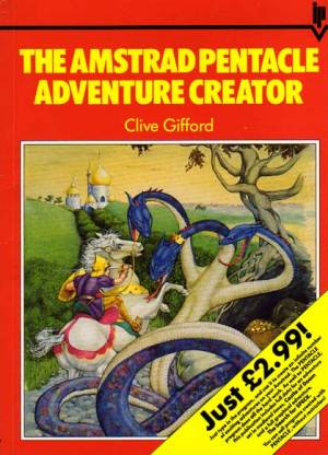 The Amstrad Pentacle Adventure Creator