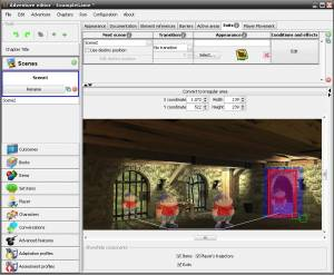 Game Creation Tools Classification : Wintermute Engine (2003)