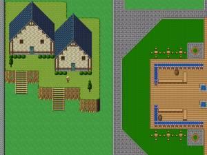 Golden Realm RPG Game Engine