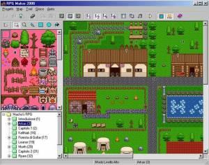 RPG Maker 2000