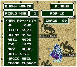 RPG Tsukūru: Super Dante